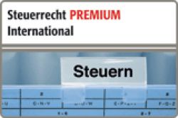 beck-online. Steuerrecht PREMIUM International